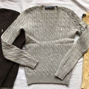 Polo by Ralph Lauren Sweaters - Polo Ralph Lauren - Bundle of Three Sweaters